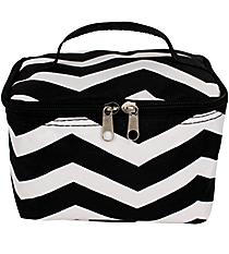 Black and White Chevron Case #008-165-B/W