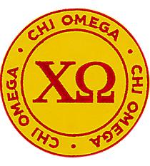 Chi Omega Mix and Match Sorority Patch #IP-XO-030152