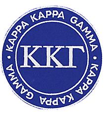 Kappa Kappa Gamma Mix and Match Sorority Patch #IP-KK-030206