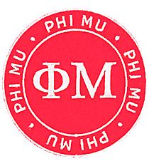 Phi Mu Mix and Match Sorority Patch #IP-PM-033771