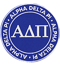Alpha Delta Pi Mix and Match Sorority Patch #IP-AD-033795