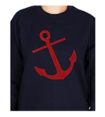 Anchor Heavy-weight Crew Sweatshirt *Choose Your Colors