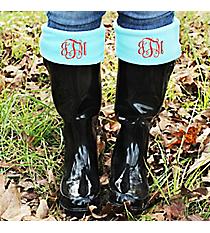 Charles River New Englander Boot Socks, Aqua #1006-228 *Choose Your Size
