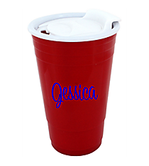 Red Party Cup 18 oz. Tumbler #11357