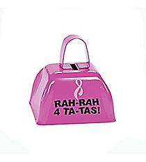 Pink Ribbon Cowbell #12/4607