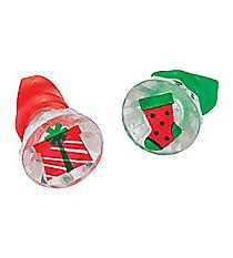 12 Light-Up Christmas Rings #13615418
