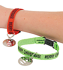 12 Christmas Friendship Bracelets #13616775