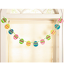 One Easter Egg Garland #13625673