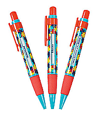 12 Autism Awareness Message Pens #13626516