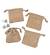 12 Mini Drawstring Bags #13629511