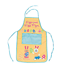 1 Child's Bunny Apron #13629599