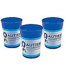 12 Autism Awareness Tumblers #13629932