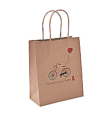 12 Heart Awareness Bags #13629967