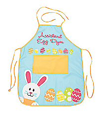 1 Adult's Easter Bunny Apron #13631045
