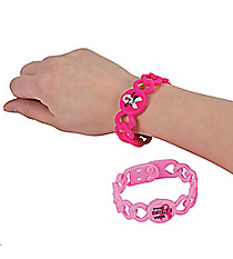 12 Find the Cure Silicone Bracelets #13657609