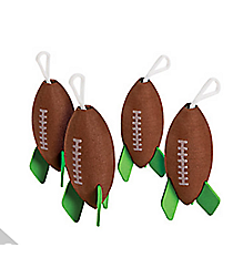 12 Football Rocket Flyers #13660504
