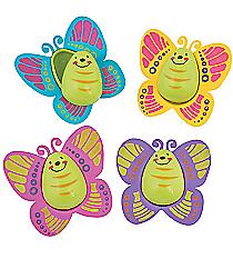 12 Butterfly Easter Eggs #13679768