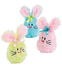 12 Plush Softie Bean Bag Bunnies #13682221
