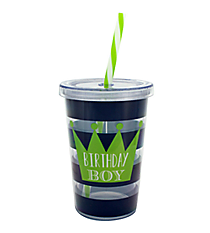 Birthday Boy 10 oz. Double Wall Tumbler #F138691