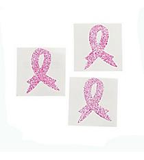 One Dozen Pink Ribbon Tattoos #14/437