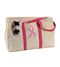 Breast Cancer Awareness Tote #14/915