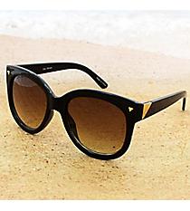 One Pair Black Sunglasses #15F128