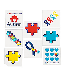 72 Autism Awareness Tattoos #13632146