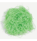 One Dozen Bags of Green Easter Grass #37/1180