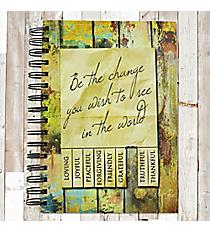 Be the Change Spiral Bound Journal #22177