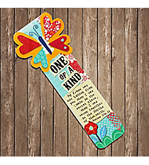 Psalm 139:15 'One of a Kind' Magnetic Bookmark #23139
