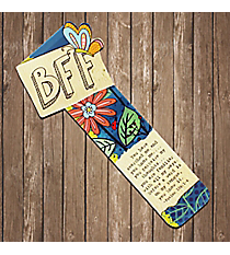 Psalm 139:1-4 'BFF' Magnetic Bookmark #23140