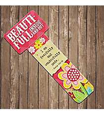 Psalm 139:14 'Beauti-Full Inside And Out' Magnetic Bookmark #23141