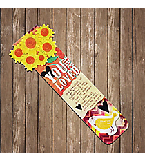 Psalm 138:17-18 'You Are Loved' Magnetic Bookmark #23143