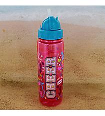 Cheer Water Bottle #23234