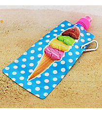 Ice Cream Collapsible Water Bottle #23239