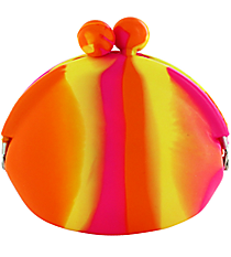 Sunshine Bright Jelly Coin Purse #23550