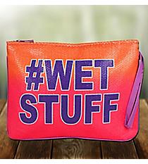 Summer Sun Sequin #Wet Stuff Bag #24117
