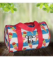 Ice Cream Mini Duffle Bag #24220
