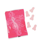 One Bag of Inspirational Pink Ribbon Candy #25/6294