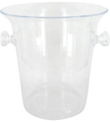 Clearly Basic! 3.5 Quart Champagne Bucket #H1171