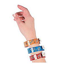 100 Western Wristbands #3/7519