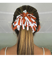 Burnt Orange and White Pomchie #306