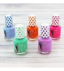 Ice Cream Scented 5 Piece Nail Polish Set #32306