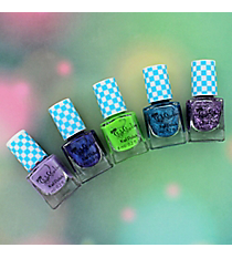 Ocean Colors 5 Piece Nail Polish Set #32413