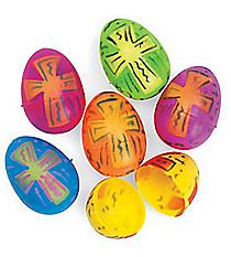 72 Religious Easter Eggs #36/582