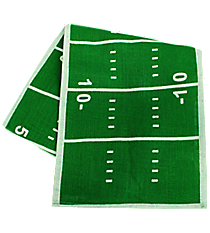Football Field Jute Large Runner #36560