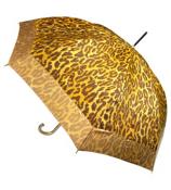 """48"""" Mega Leopard Print Umbrella #W041-GOL"""