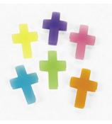 24 Cross Erasers #36/2168