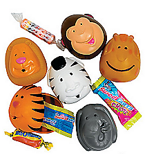 12 Candy-Filled Animal Easter Eggs #37/10640
