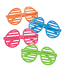 12 Easter Egg Shutter Shades #37/1185